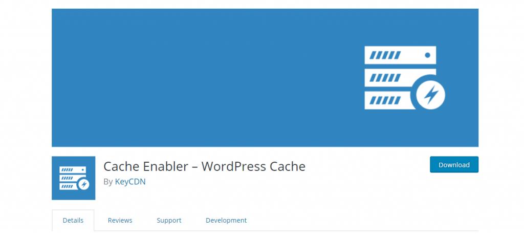 cache enabler wordpress caching plugin