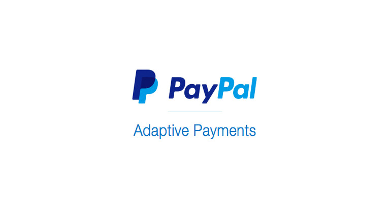 Adaptive Payments