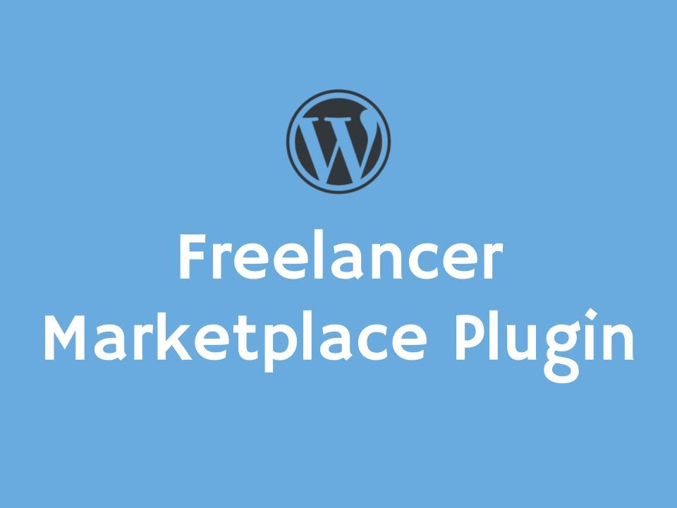 WordPress Freelancer Marketplace Plugin